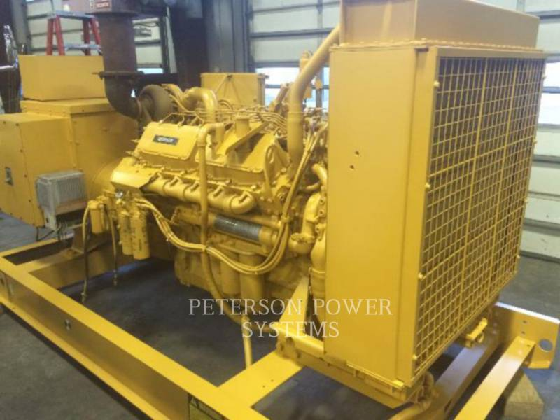 CATERPILLAR 固定式発電装置 3412 equipment  photo 1