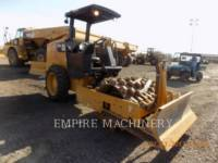 CATERPILLAR EINZELVIBRATIONSWALZE, BANDAGE CP34 equipment  photo 1