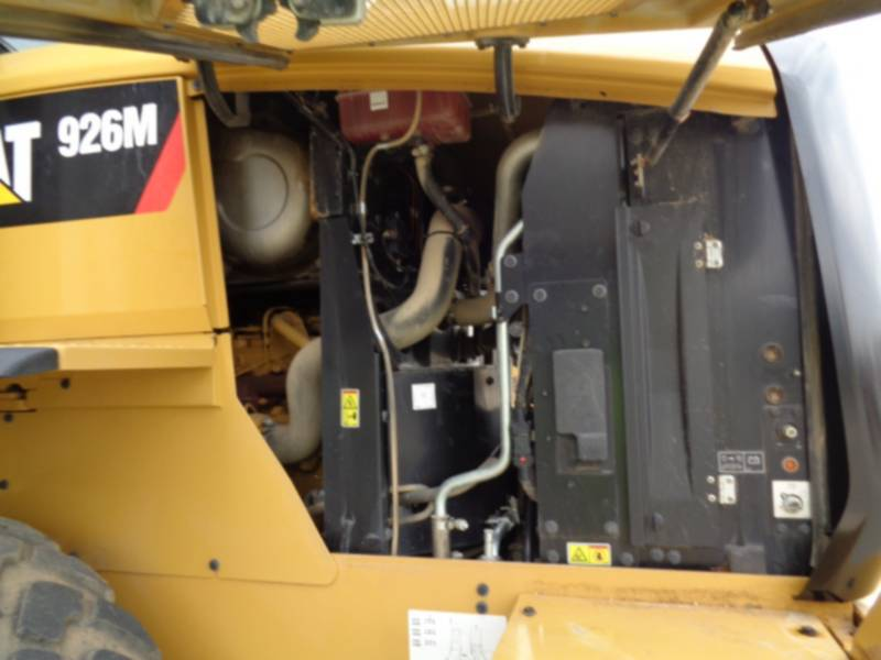 CATERPILLAR RADLADER/INDUSTRIE-RADLADER 926M equipment  photo 17
