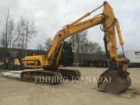 JCB PELLES SUR CHAINES JS220 XD equipment  photo 1