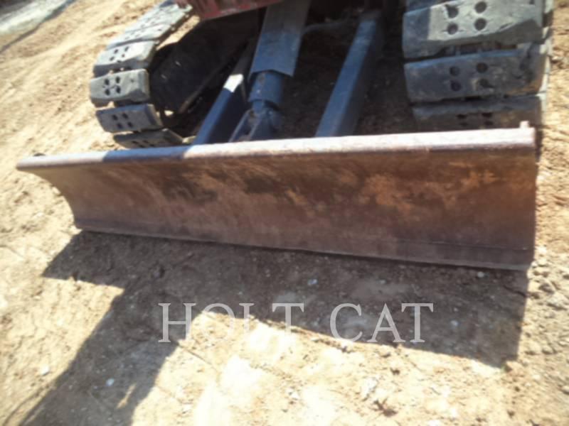 TAKEUCHI MFG. CO. LTD. ESCAVATORI CINGOLATI TB180FR equipment  photo 14
