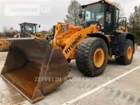 HYUNDAI CARGADORES DE RUEDAS HL760-9 equipment  photo 7