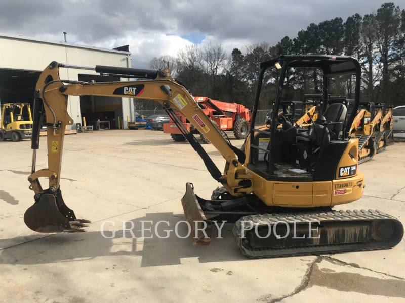 CATERPILLAR トラック油圧ショベル 304E CR equipment  photo 1