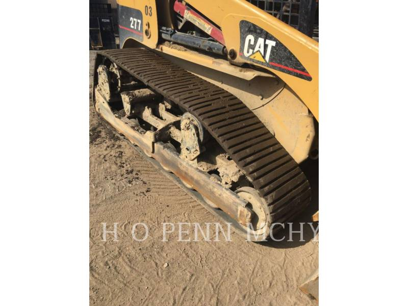 CATERPILLAR CARGADORES MULTITERRENO 277 equipment  photo 12