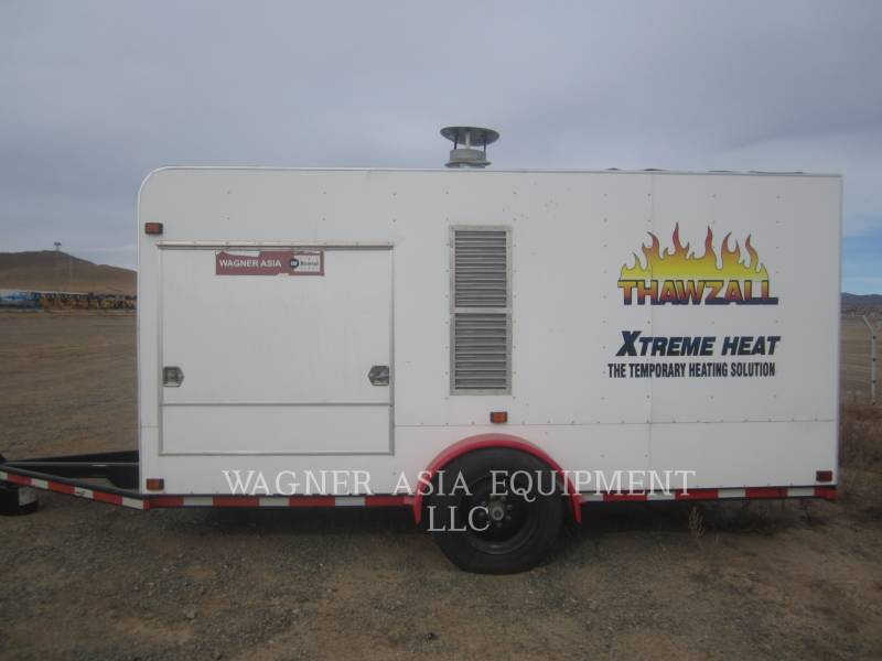 GROUND HEATERS INC HVAC: HEATING, VENTILATION, AND AIR CONDITIONING THAWZALL XH850 equipment  photo 6