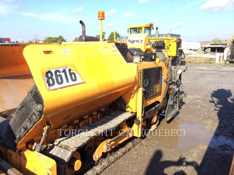 LEE-BOY ASPHALT PAVERS 8616 equipment  photo 2
