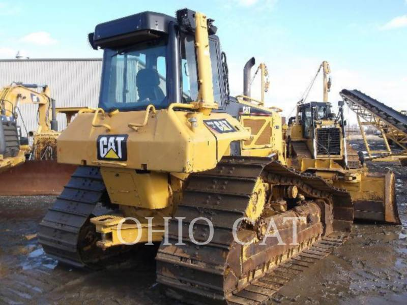 CATERPILLAR TRACK TYPE TRACTORS D6N LGP equipment  photo 6