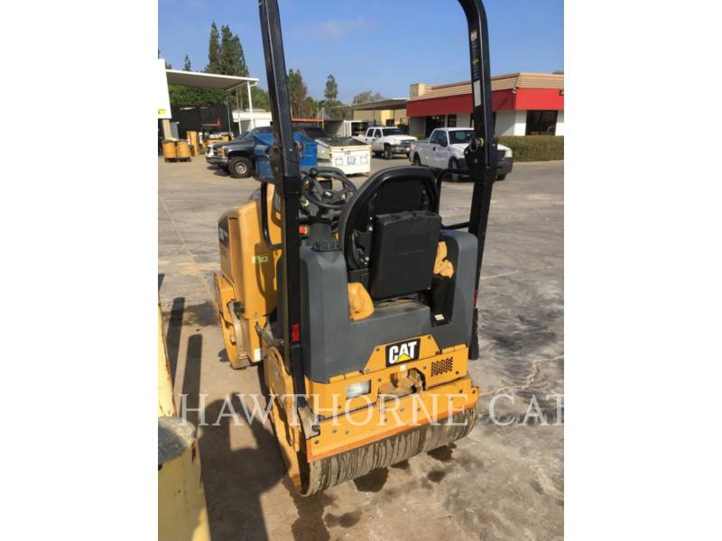 CATERPILLAR VERDICHTER CB14B equipment  photo 4