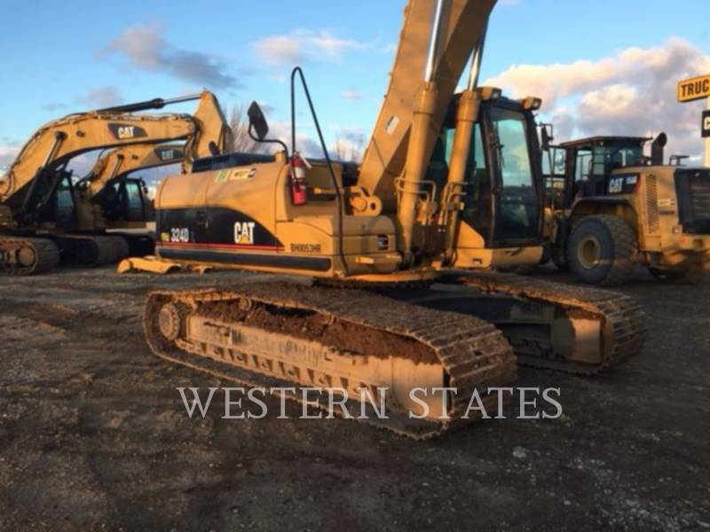 CATERPILLAR EXCAVADORAS DE CADENAS 324 D L SUPER LONG REACH equipment  photo 3