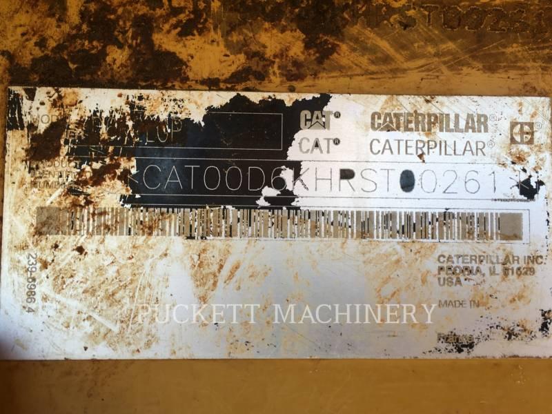 CATERPILLAR KETTENDOZER D6K2LGP equipment  photo 8