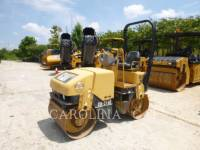 CATERPILLAR VIBRATORY DOUBLE DRUM ASPHALT CB-214E equipment  photo 3