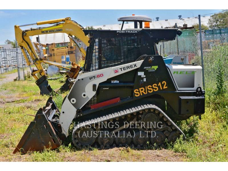 TEREX EQUIP. LTD. 多様地形対応ローダ PT60_TX equipment  photo 4