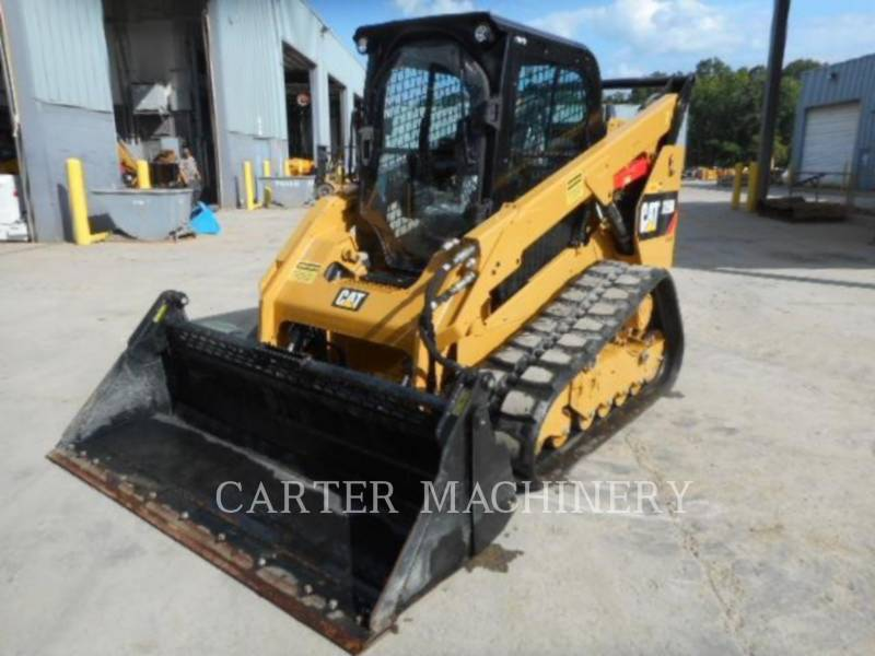 CATERPILLAR CHARGEURS COMPACTS RIGIDES 289D AC equipment  photo 3