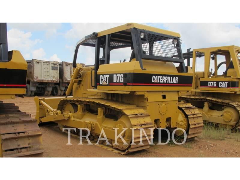 CATERPILLAR TRACK TYPE TRACTORS D7G equipment  photo 14