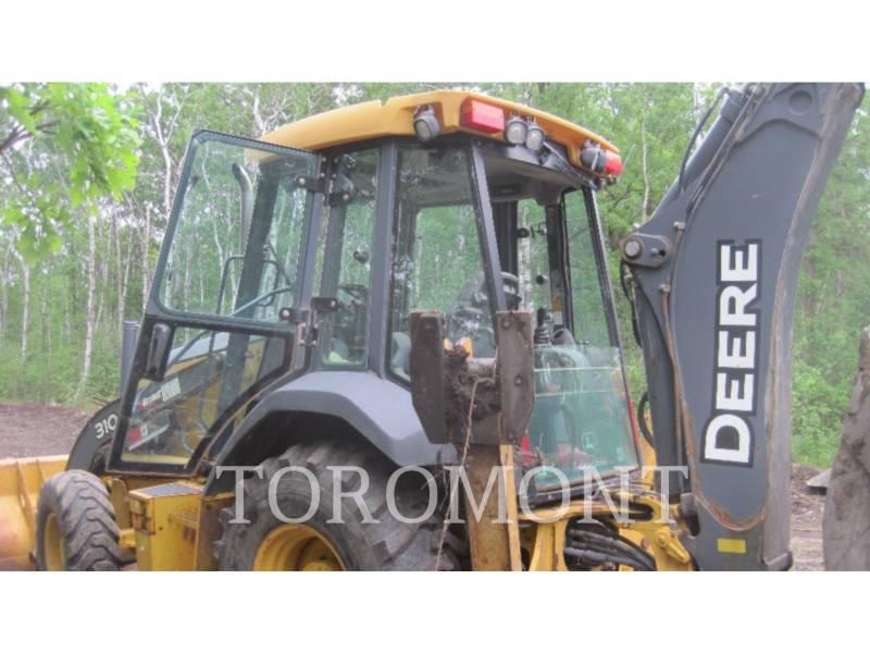DEERE & CO. BAGGERLADER 310SJ equipment  photo 1