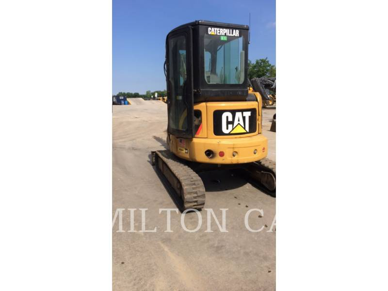 CATERPILLAR KETTEN-HYDRAULIKBAGGER 303.5CCR equipment  photo 6