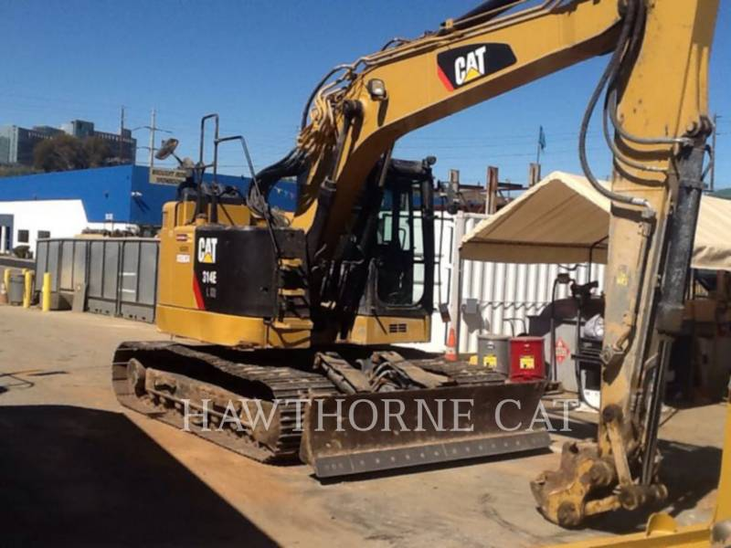 CATERPILLAR PELLES SUR CHAINES 314E CR equipment  photo 1