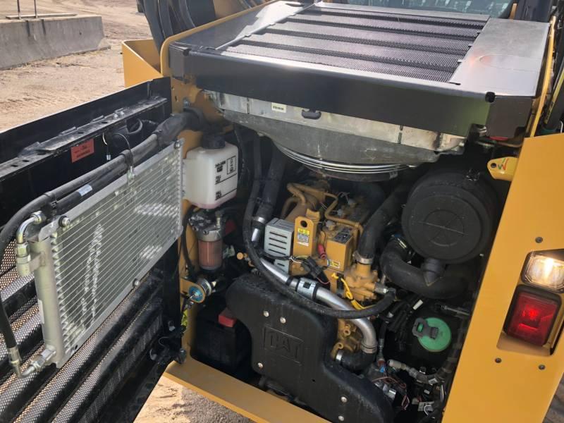 CATERPILLAR MINICARGADORAS 262D equipment  photo 13