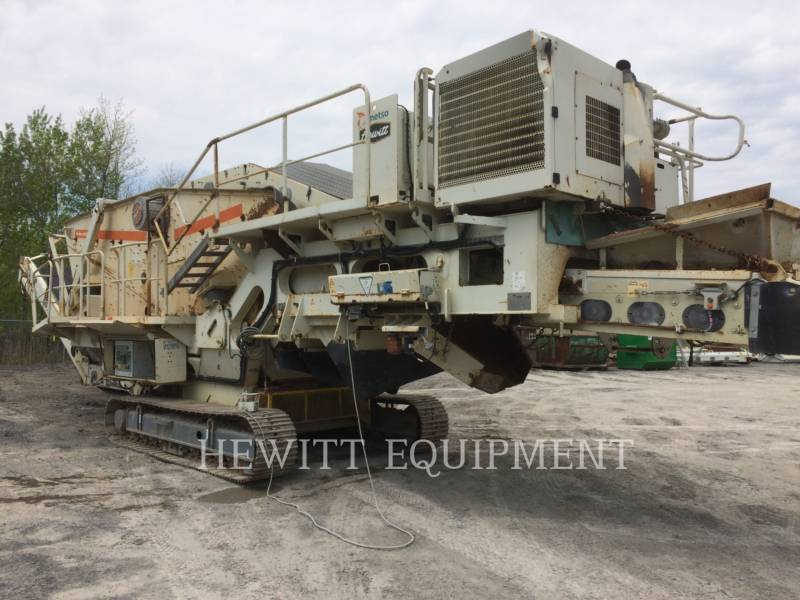 METSO CRIBAS ST620 equipment  photo 4