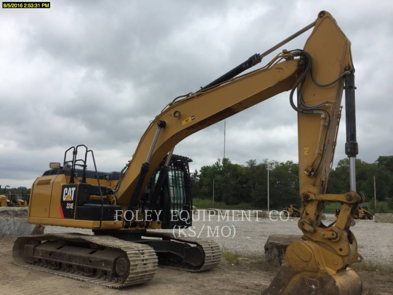CATERPILLAR EXCAVADORAS DE CADENAS 324EL9MP equipment  photo 2