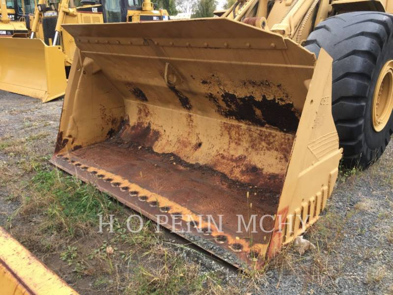 CATERPILLAR WHEEL LOADERS/INTEGRATED TOOLCARRIERS 980B equipment  photo 4