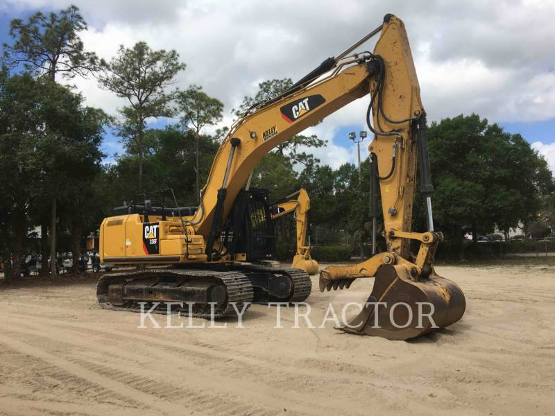 CATERPILLAR TRACK EXCAVATORS 336FL equipment  photo 11