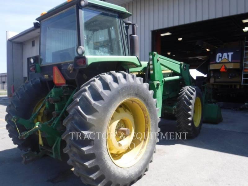 JOHN DEERE AG TRACTORS 4555 equipment  photo 6