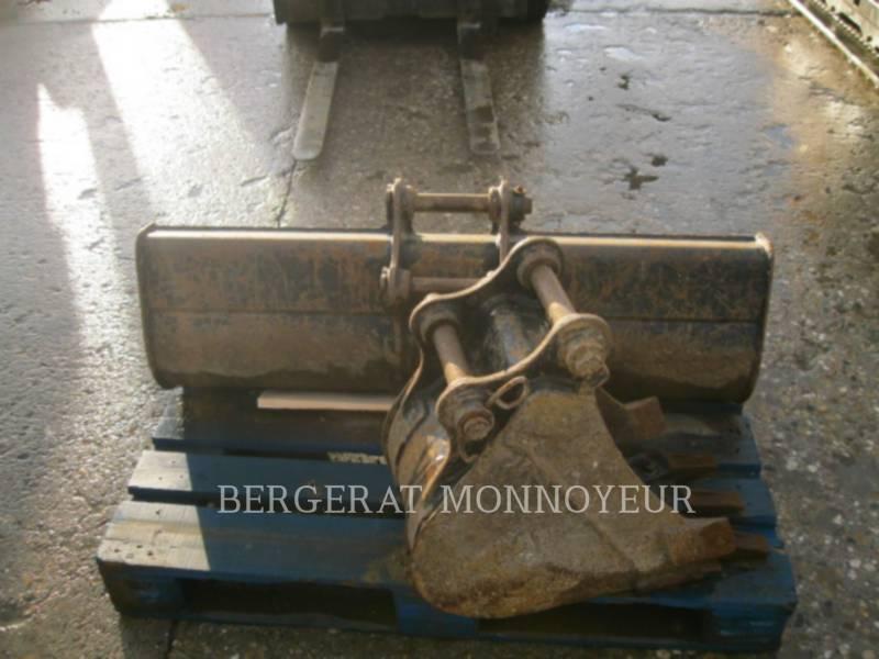 CATERPILLAR TRACK EXCAVATORS 302.7D CR equipment  photo 14