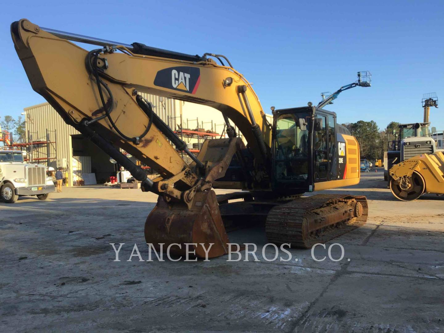 2014 - CATERPILLAR - 324EL TH
