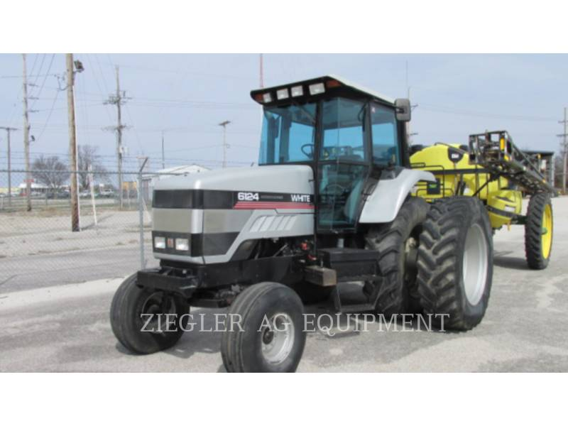 AGCO-WHITE/NEW IDEA TRACTORES AGRÍCOLAS 6124 equipment  photo 1