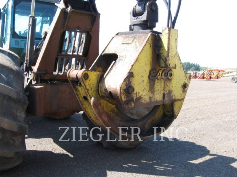 TIMBERJACK INC. FORESTRY - SKIDDER 460 equipment  photo 2