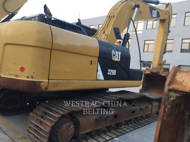 CATERPILLAR KETTEN-HYDRAULIKBAGGER 329DL  equipment  photo 14