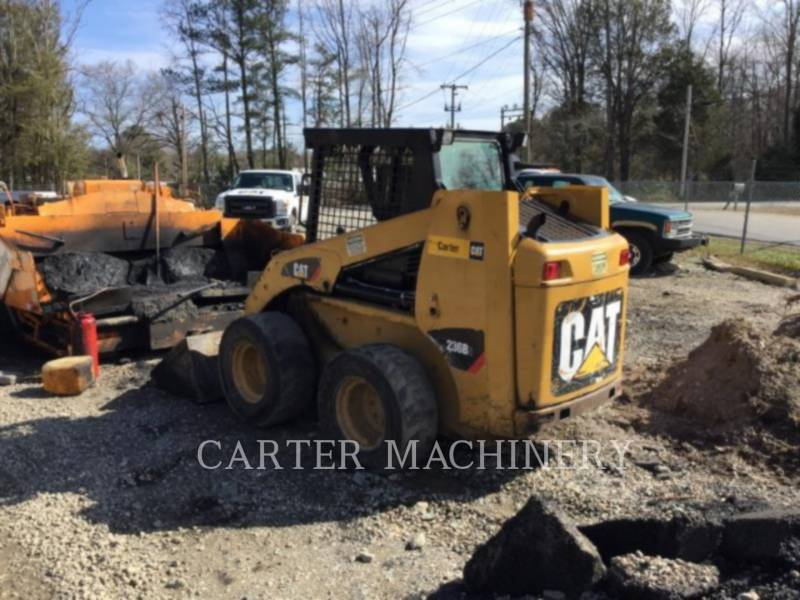 CATERPILLAR SKID STEER LOADERS 236B3 equipment  photo 3