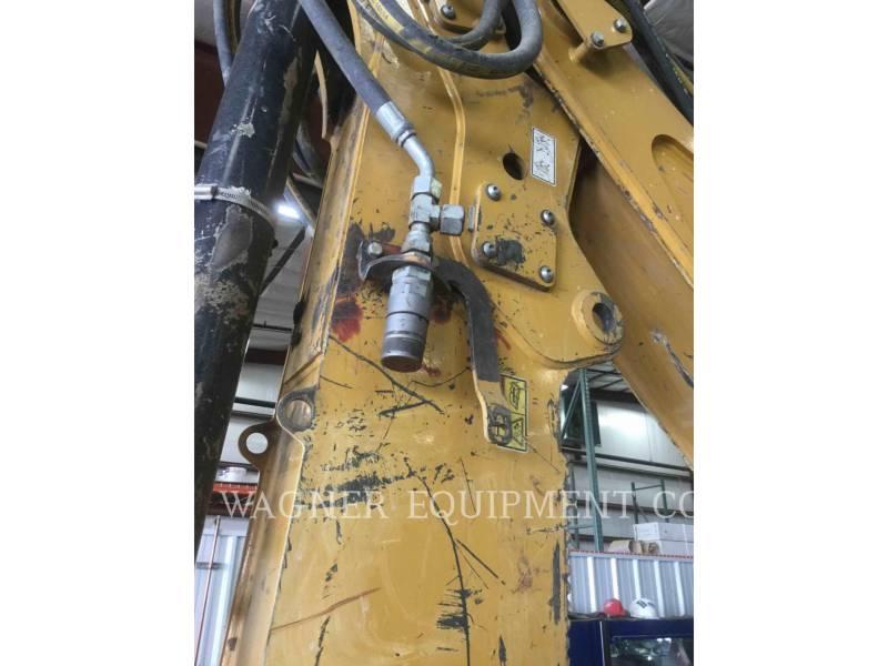 CATERPILLAR BACKHOE LOADERS 420F 4WDE equipment  photo 12