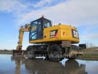 CATERPILLAR ホイール油圧ショベル M313D equipment  photo 4