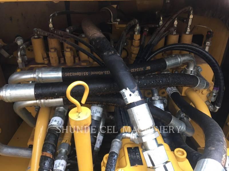CATERPILLAR TRACK EXCAVATORS 330D2L equipment  photo 9