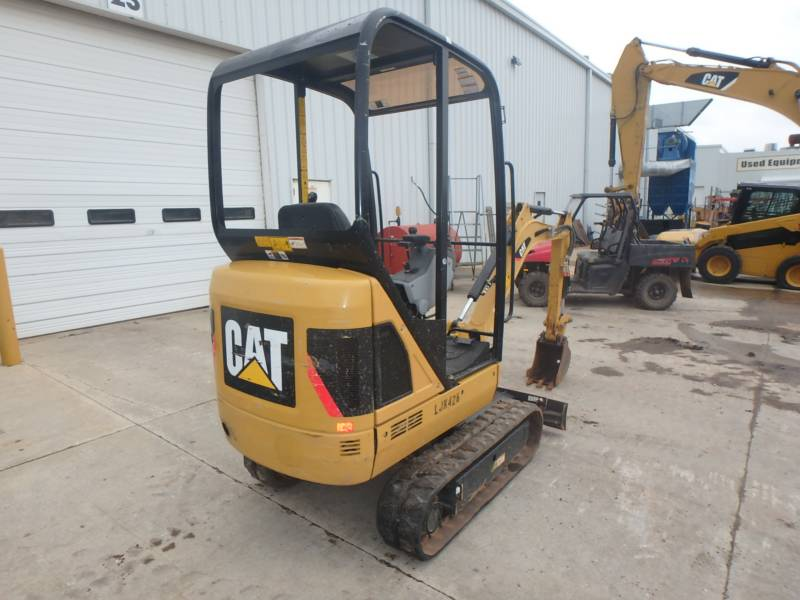 CATERPILLAR TRACK EXCAVATORS 301.4C equipment  photo 3