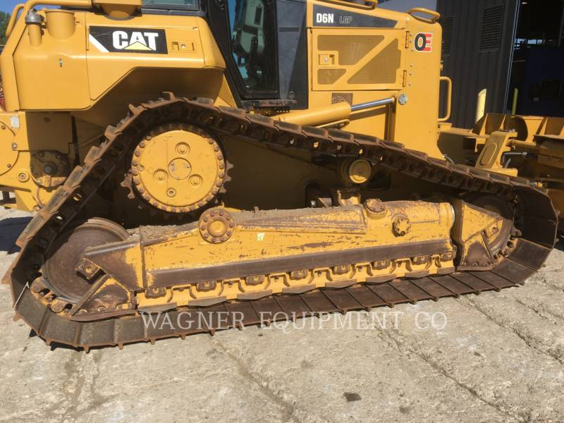 CATERPILLAR TRACK TYPE TRACTORS D6N LGP DS equipment  photo 6