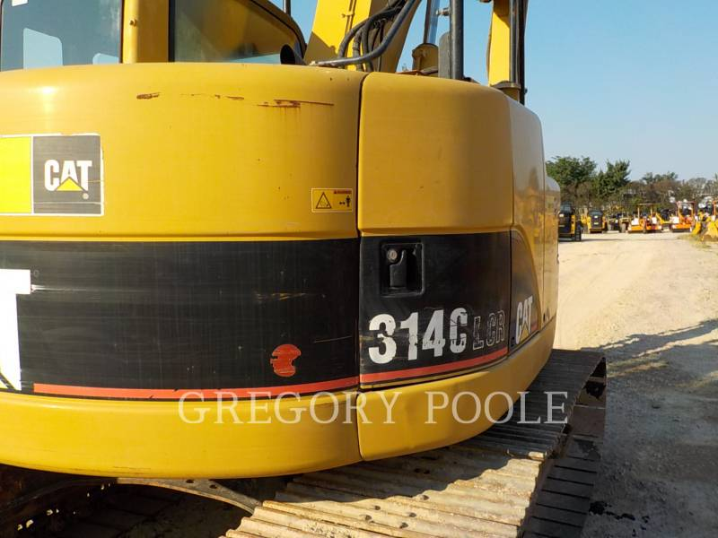 CATERPILLAR ESCAVADEIRAS 314C LCR equipment  photo 12