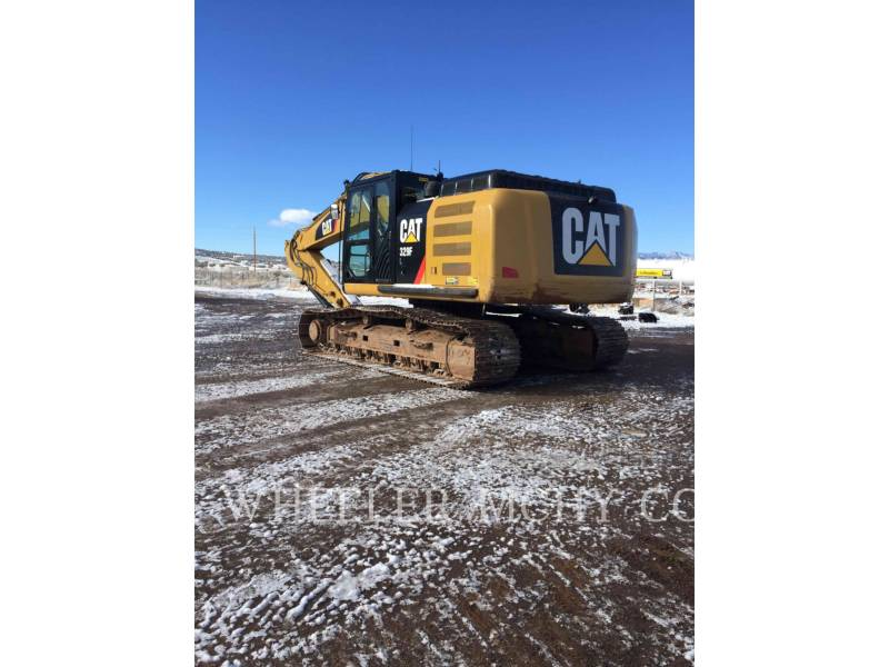 CATERPILLAR KETTEN-HYDRAULIKBAGGER 329F L CF equipment  photo 6