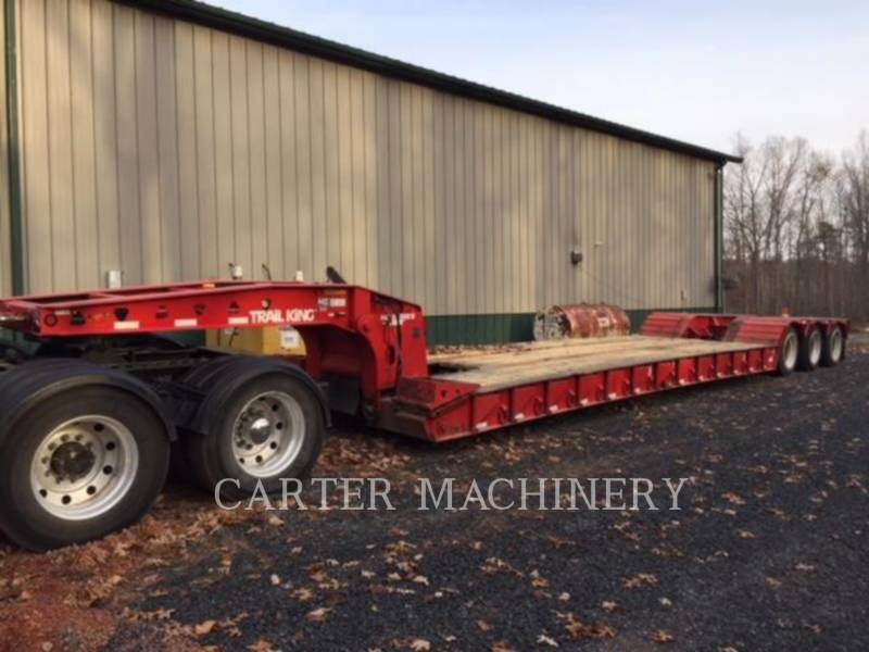TRAILKING TRAILERS TRLR TK110 equipment  photo 1