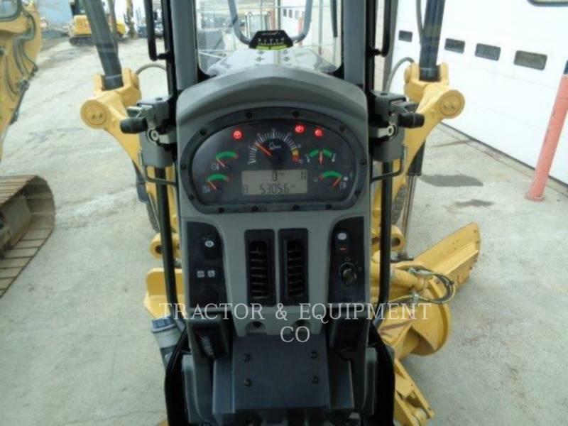 CATERPILLAR NIVELEUSES 160M2AWD equipment  photo 21