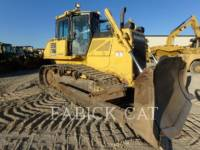 Equipment photo KOMATSU LTD. 65EX TRACK TYPE TRACTORS 1