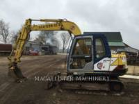 KOBELCO / KOBE STEEL LTD TRACK EXCAVATORS SK60 equipment  photo 23