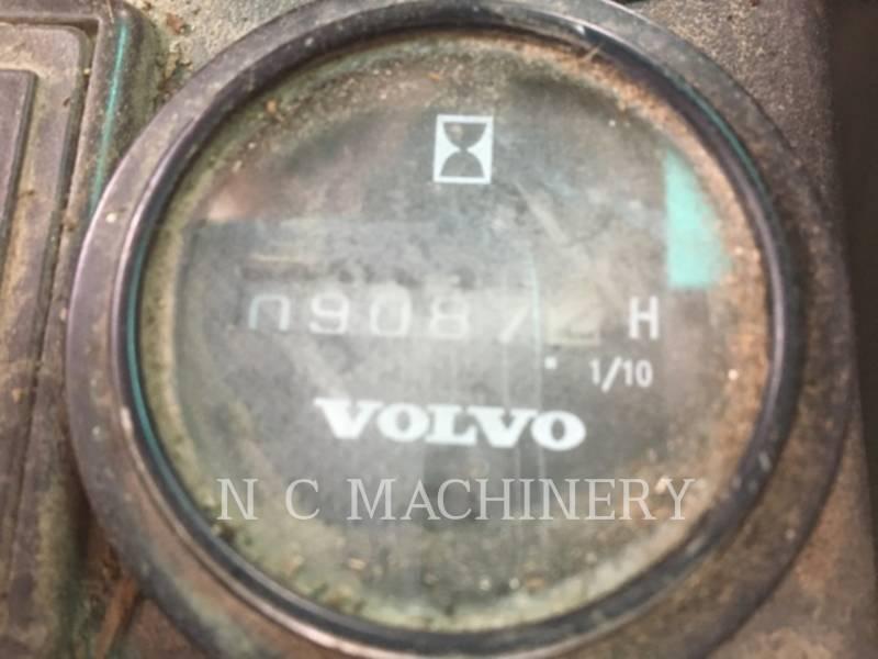 VOLVO CONSTRUCTION EQUIPMENT ESCAVATORI CINGOLATI EC140BLC equipment  photo 3