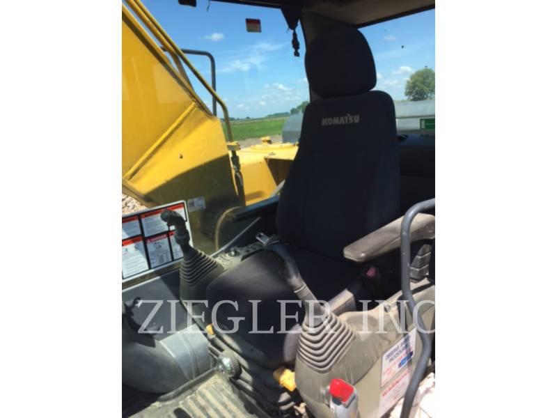KOMATSU LTD. トラック油圧ショベル PC220LC-8 equipment  photo 10