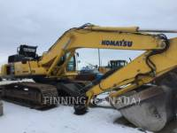 Equipment photo KOMATSU PC450LC-8 EXCAVADORAS DE CADENAS 1