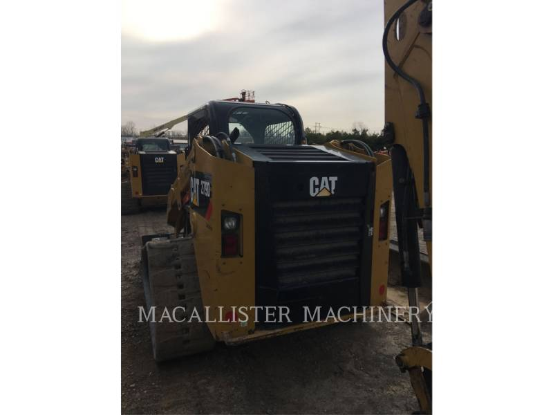 CATERPILLAR UNIWERSALNE ŁADOWARKI 279D equipment  photo 4