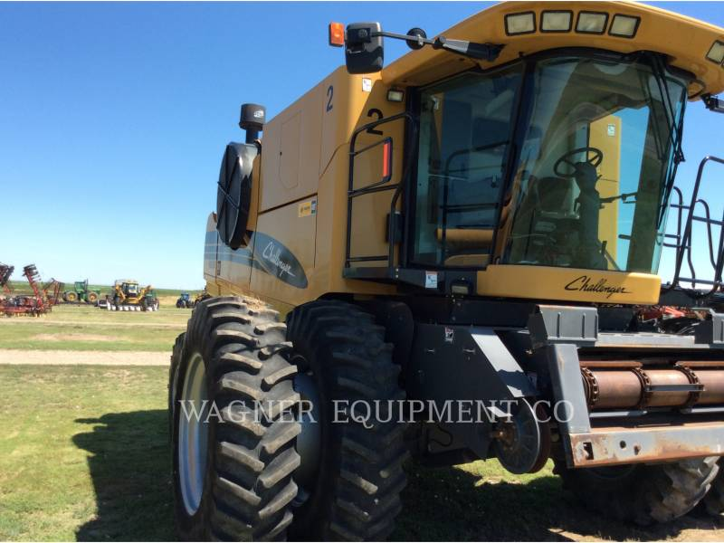 AGCO COMBINES 680B/GRAIN equipment  photo 3