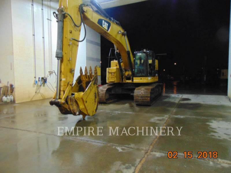 CATERPILLAR トラック油圧ショベル 328DLCR equipment  photo 4